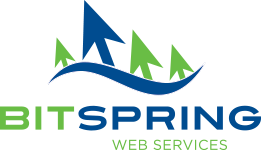 Bit Spring Web Services Logo
